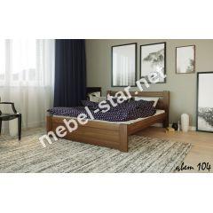 Односпальная, полуторная, двуспальная кровать Жасмин