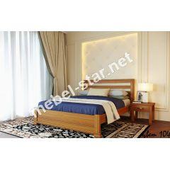 Односпальная, полуторная, двуспальная кровать Лорд