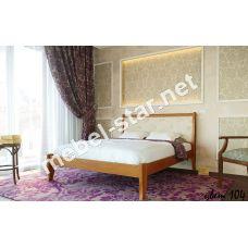 Односпальная, полуторная, двуспальная кровать Монако 2