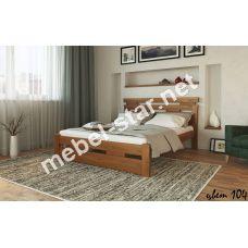 Односпальная, полуторная, двуспальная кровать Зевс