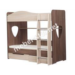 Двухъярусная кровать Симба