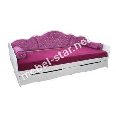 Кровать L6 с ящиками