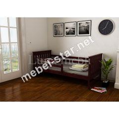Детская и подростковая  кровать из дерева Адель бук
