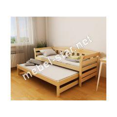Раздвижная кровать Тедди Дуо