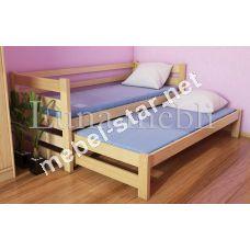 2-х уровневая кровать трансформер Соня