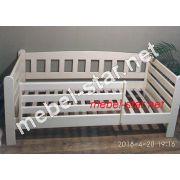 Детская и подростковая  кровать из дерева Тэдди New ясень