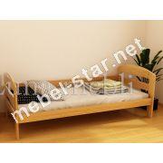 Детская и подростковая  кровать из дерева Винни бук