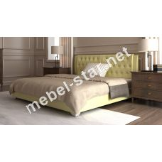Двуспальная кровать с подъемным механизмом Тиффани