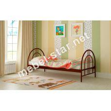 Детская металлическая кровать Алиса Люкс