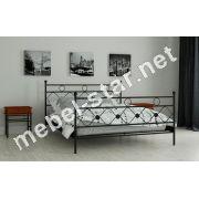 Металлическая кровать Бриа