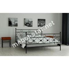Односпальная, двуспальная кровать Бриа