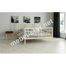 Полуторная, двуспальная кровать Дейзи
