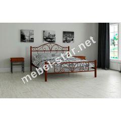 Односпальная, двуспальная кровать Элиз