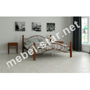 Односпальная, двуспальная кровать Фелисити