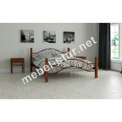 Металлическая кровать Фелисити