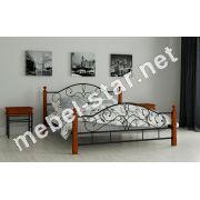 Односпальная, двуспальная кровать Гледис