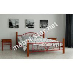 Металлическая кровать Изабелла