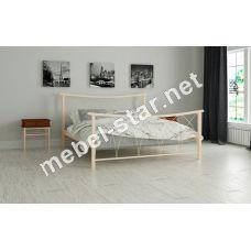 Металлическая кровать Кира
