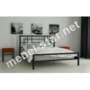 Металлическая кровать Лейла
