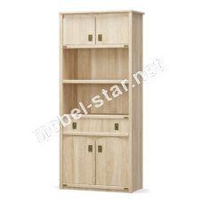 Шкаф книжный Валенсия