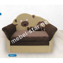 Детский диван Гризли