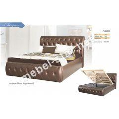Двуспальная кровать с подъемным механизмом  Лагуна