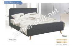 Двуспальная  кровать  Мальме