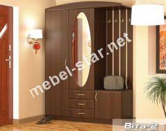 Шкаф в прихожую Вита 2
