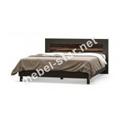 Двуспальня кровать Ева макасар