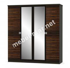 Шкаф Ева макасар 2 м