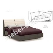 Двуспальная кровать Лондон