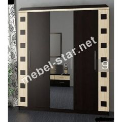 Шкаф София 3 двери