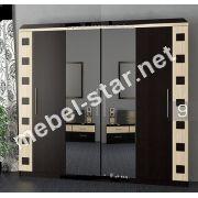 Шкаф София 4 двери