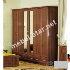 Шкаф Соната 6 дв длина 2,1 м