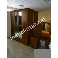 Шкаф Соната 4 дв. длина 2,1м