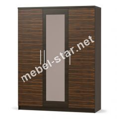 Шкаф Вероника 3 двери длина 1,56 м