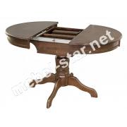 Стол деревянный раскладной Версаль бук