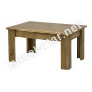 Журнальный стол из дуба Жаннэт
