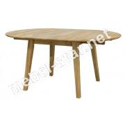 Раскладной стол Октавия дуб