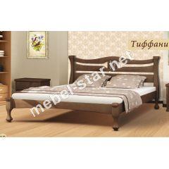 Кровать из дерева Тиффани