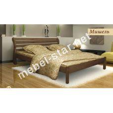 Кровать из дерева Мишель