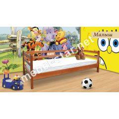 Подростковая кровать из дерева Малыш