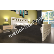 Двуспальная, односпальная деревянная кровать Атлант 25
