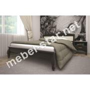 Деревянная кровать одно, двухспалная Корона 3