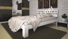 Кровать односпальная, двуспальная Мальвина 1