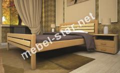 Кровать односпальная, двуспальная Модерн 1