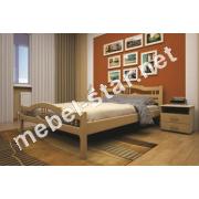 Кровать односпальная, двуспальная Юлия 1