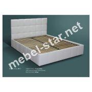 Односпальная, двуспальная кровать МК-1