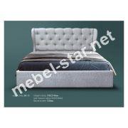 Односпальная, двуспальная кровать МК-10