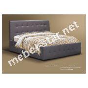 Односпальная, двуспальная кровать МК-2